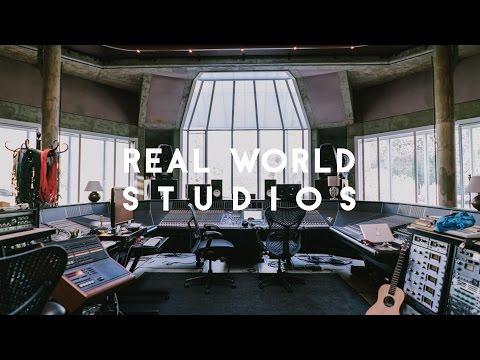 באולפן של פיטר גבריאל - Real World Studios