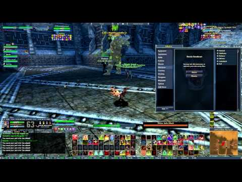 Everquest 2 Tutorial/Let's play BONUS – Episode 40.8 – Merc System/End game Dungeon (Ascent)