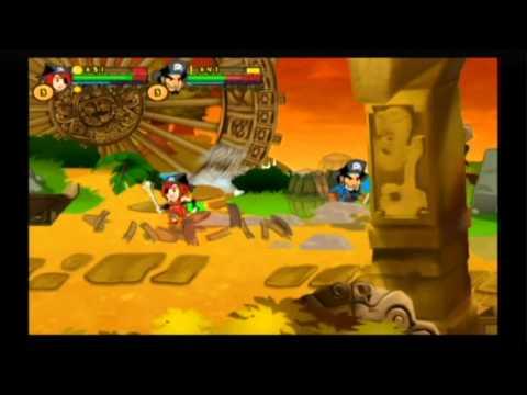 Pirates PlundARRR Wii