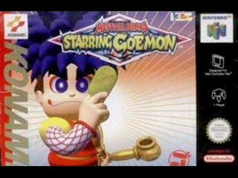 Mystical Ninja Starring Goemon - Kai Highway