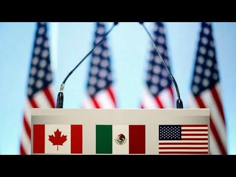 Χωρίς συμφωνία ολοκληρώθηκαν οι διαπραγματεύσεις για τη NAFTA…