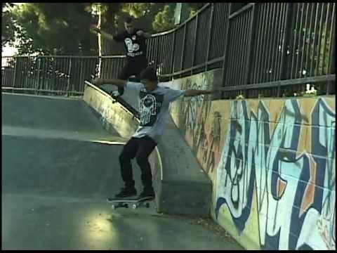 Long Beach Skatepark.