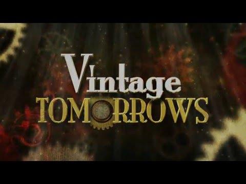 Vintage Tomorrows Trailer