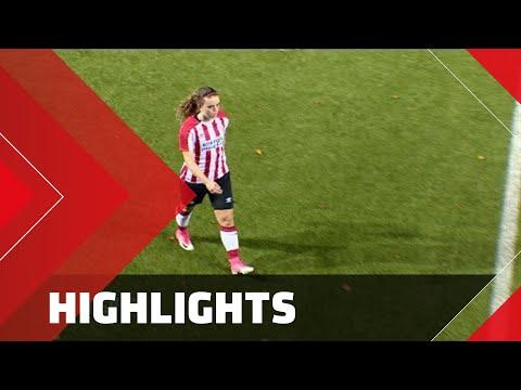 Samenvatting PSV Vrouwen - FC Twente Vrouwen