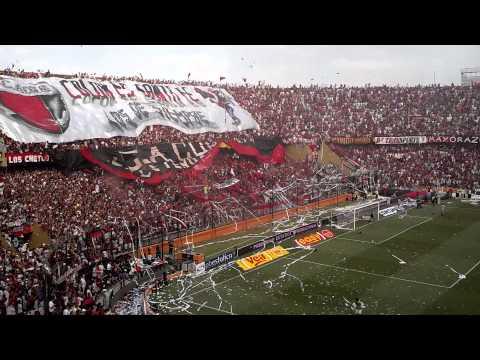 Colón Vs union - entrada de los equipos 18/11/2012 FULL HD - Los de Siempre - Colón