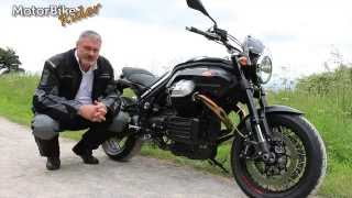 8. Moto Guzzi Griso MotorBike Rider Magazine Video Review