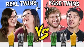 Video We Try The TWIN TELEPATHY Challenge With REAL TWINS MP3, 3GP, MP4, WEBM, AVI, FLV Agustus 2019