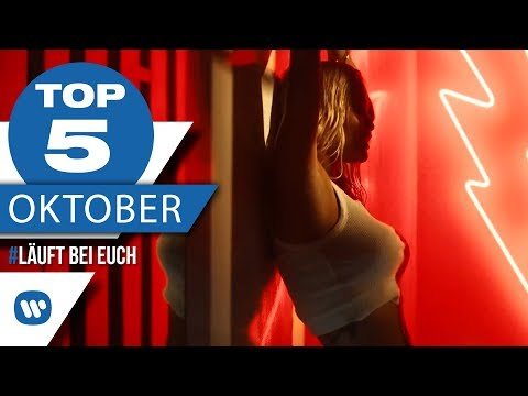 MUSIK CHARTS 2018 IM OKTOBER – Die besten Musikvideos I #LäuftBeiEuch