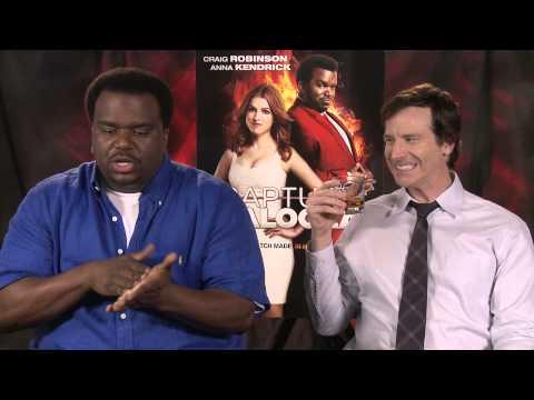 Rapture-Palooza (2013) Exclusive: Craig Robinson and Thomas Lennon (HD) Anna Kendrick, John Francis