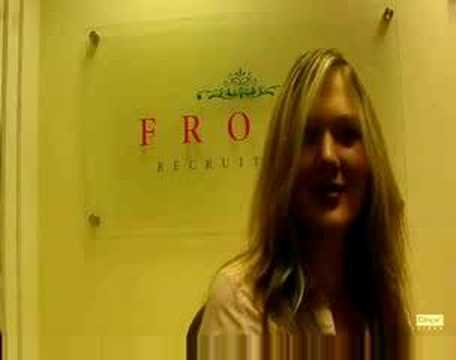 Front Recruitment – Recruitment Agency Video Profile