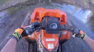 9. Polaris 850 at top speed