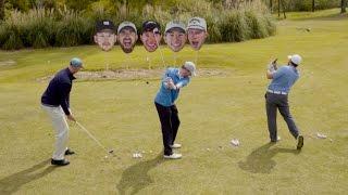Golf Trick Shots | Dude Perfect