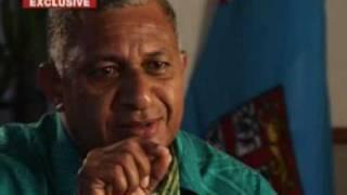 Fiji's Frank Bainimarama - Part 3 Of 3