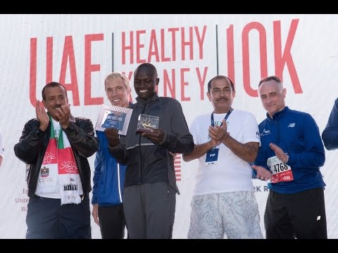 <span style='text-align:left;'>Khalaf Ahmad Al Habtoor, Founding Chairman, Al Habtoor Group gives an exclusive interview to Abu Dhabi Sports 1 TV broadcast from the UAE Healthy Kidney 10K Run in Central Park, New York on 9 April 2017. The Al Habtoor Group is the main sponsor of the 10 kilometre race held in honour of the late Sheikh Zayed Bin Sultan Al Nahyan, Founder President of the United Arab Emirates, and promotes education and awareness of kidney health and kidney disease under the banner of the National Kidney Foundation. Now in its 13th year, the UAE Healthy Kidney 10K Run is part of the New York calendar and draws tens of thousands of people.</span>