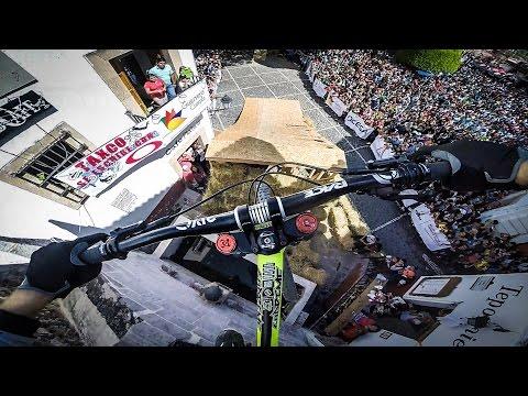 gopro unbelievable : rémy métailler taxco downhill