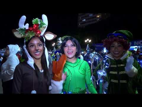 ¡Ven con tu familia al Festival Navideño del Paseo de la Sexta!