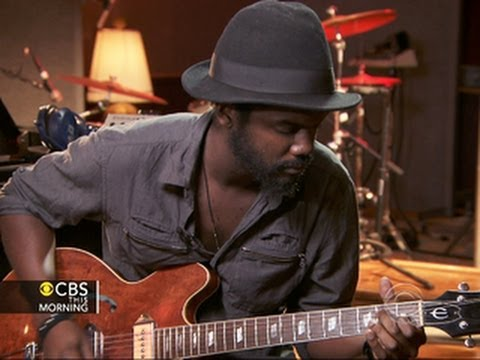 Gary Clark Jr. on playing for Obama, with The Rolling Stones