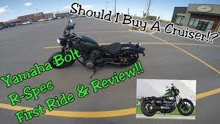 9. 2014 Yamaha Bolt R Spec First Ride & Review!