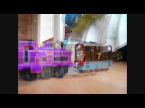 Tomas y Diesel 10: La película