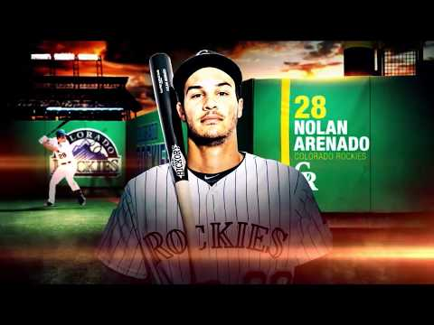 Video: Arenado's Diving Play, Throw