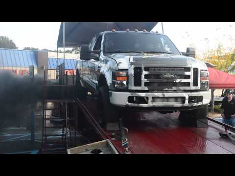 Turbo explodes on the dyno
