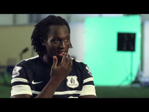 lukaku - Belgian striker Romelu Lukaku speaks to evertontv about his move, Kevin Mirallas and more.