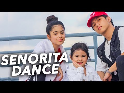 SENORITA - Shawn Mendes & Camila Cabello Dance | Ranz and Niana