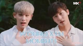 Video WONHO X I.M (CHANGKYUN) MOMENTS   WONKYUN MONSTA X MP3, 3GP, MP4, WEBM, AVI, FLV November 2017