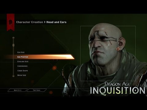 age - Visit www.dragonage.com for the latest updates. Join us for a first look at the Dragon Age: Inquisition character creation tool. Dragon Age: Inquisition releases on November 18, 2014. Don't...
