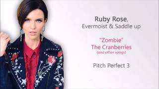 Video Ruby Rose - Zombie (Lyrics/Letra) MP3, 3GP, MP4, WEBM, AVI, FLV Maret 2018