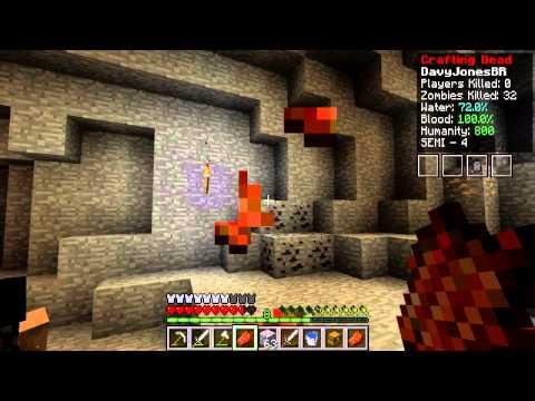 Minecraft The Walking Dead Ep 31 INFESTAÇÃO DOS CREEPERS