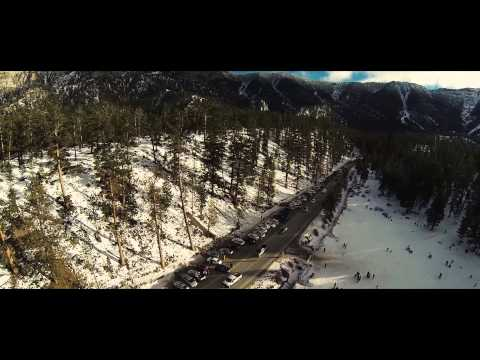 Mount Charleston Drone Video