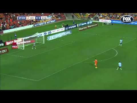 VIDEO: Heerlijke volley van grote afstand van Janko