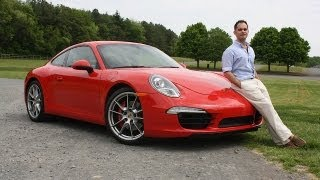 Porsche 911 Carrera S 2012 Test Drive&Car Review With Ross Rapoport By RoadflyTV