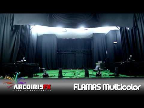 ARCOIRIS FX (efectos especiales)