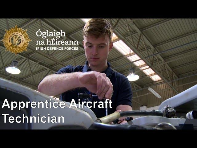 Air Corps Apprentice Aircraft Teachnician