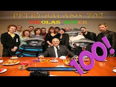 2x1. Nikolas_super & beast.1991 vs. RalfBaster . 100 видео на канале!  ǀ Петры Баланс 7.02c