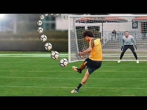 freekickerz vs Can vs Sané vs Kehrer vs Rüdiger - Football Challenge