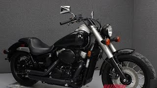 4. 2011  HONDA  VT750 SHADOW 750 PHANTOM - National Powersports Distributors
