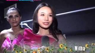 Persiapan Finalis untuk malam Miss Celebrity 2011
