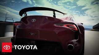 Toyota FT-1 Concept: Gran Turismo Vision