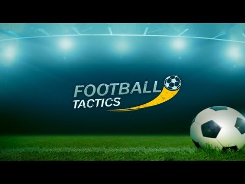 Soccer Tactics – iPad/iPad 2/iPad Mini/New iPad – HD Gameplay Trailer