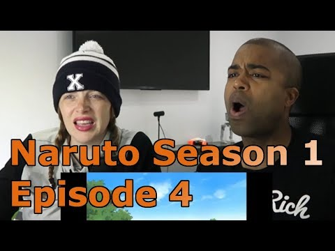 "Naruto Season 1 Episode 4 ""Pass or Fail: Survival Test""  (Discussion 🔥)"
