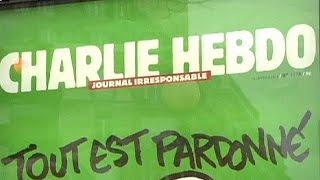 Charlie Hebdo'nun yeni baskısı da tükendi