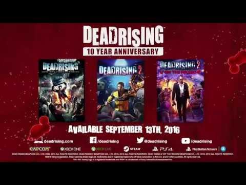 Dead Rising : vidéo des réédition HD