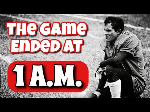What's the longest football game ever played? | The M.U.F.S | Episode #2