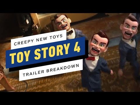 Toy Story 4: All the New Toys - Official Trailer Breakdown - Thời lượng: 3 phút, 53 giây.