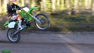 7. Kawasaki KX500 Sweet Braaap Sounds