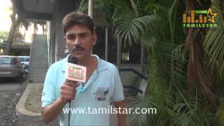Pradeep at Kadikhara Manithargal Movie Shooting Spot