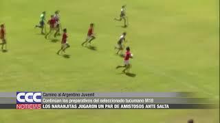 Camino al Argentino Juvenil